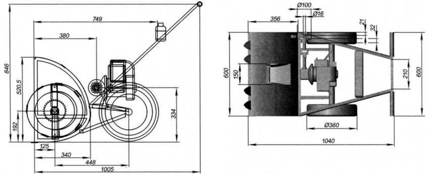 chto-mozhno-sdelat-iz-benzopily-foto-video-samodelnye-prisposobleniya-8
