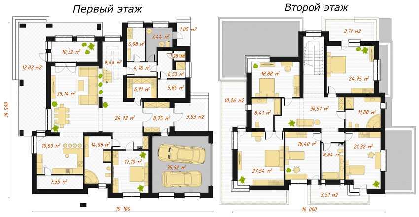 proekty-dvuhetazhnyh-domov-s-garazhom-foto-video-osobennosti-sovremennyh-proektov-5