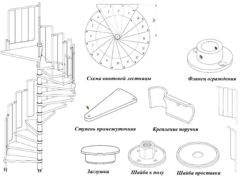 perila-dlya-lestnicz-foto-video-vidy-metallicheskie-kovannye-derevyannye-12