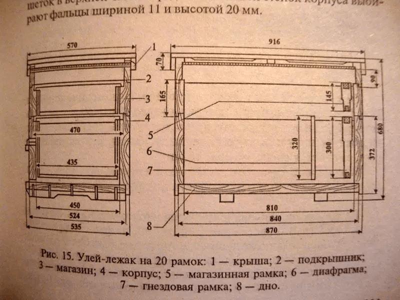 ulej-dlya-pchel-foto-video-ustrojstvo-ulya-kak-sdelat-ulej-svoimi-rukami-9