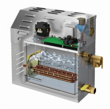 Виды и характеристики парогенераторов для бани.
