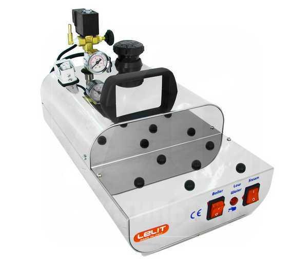 Выбор парогенератора для бани по типу используемого топлива.