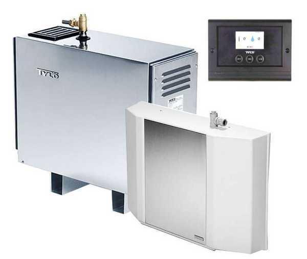 Выбор парогенератора для бани по типу подачи воды.