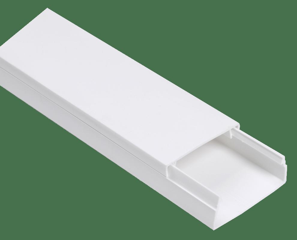 Короб (Кабель-канал) TA-EN 25х30 с крышкой, 2м, 00323, DKC.