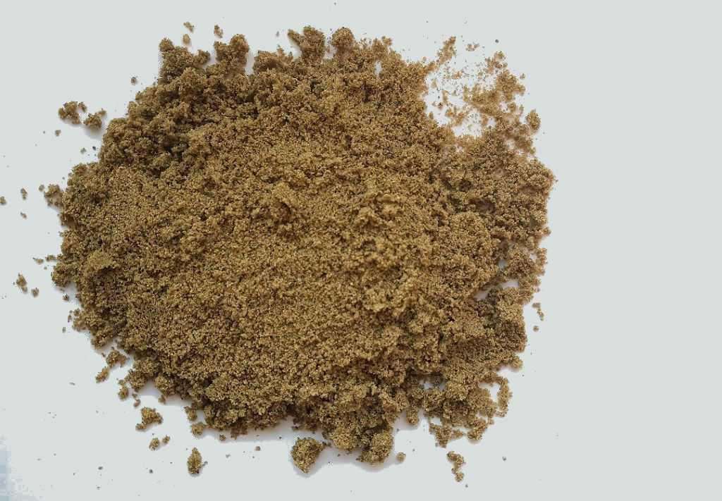 Намывная разновидность по качеству почти не уступает речному песку.